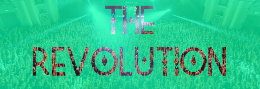 The Revolution Vol  9 - National Sawdust